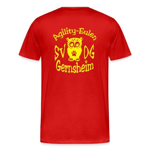XXXL-Shirt - Männer Premium T-Shirt