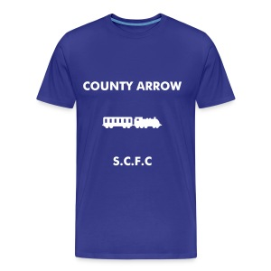 County Arrow Tee - Men's Premium T-Shirt