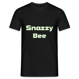 Snazzy Bee - Men's T-Shirt