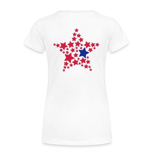 Star Shirt - Frauen Premium T-Shirt