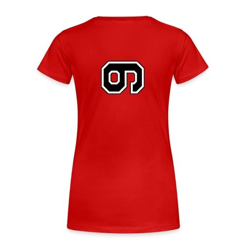6 or 9 shirt - Women's Premium T-Shirt