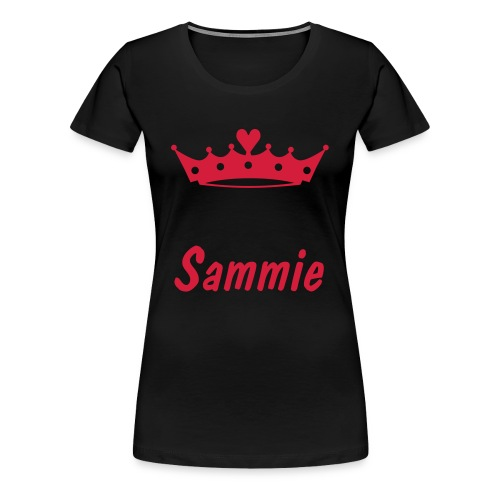 Romeo crown name - Women's Premium T-Shirt