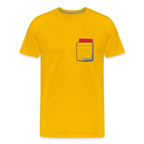 Referee - Mannen Premium T-shirt