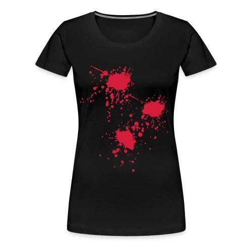 Bloodstain - Women's Premium T-Shirt