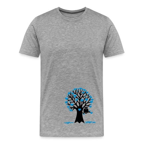 herzbaum - Männer Premium T-Shirt