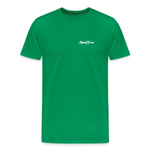 Spuffco Mens Tee - In All Colours & Sizes - Men's Premium T-Shirt