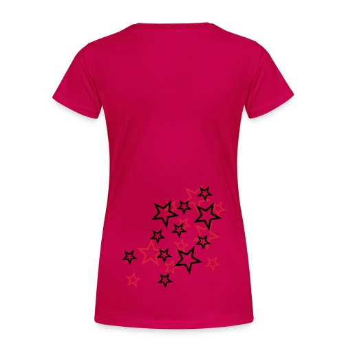 thess girlshirt - Premium-T-shirt dam