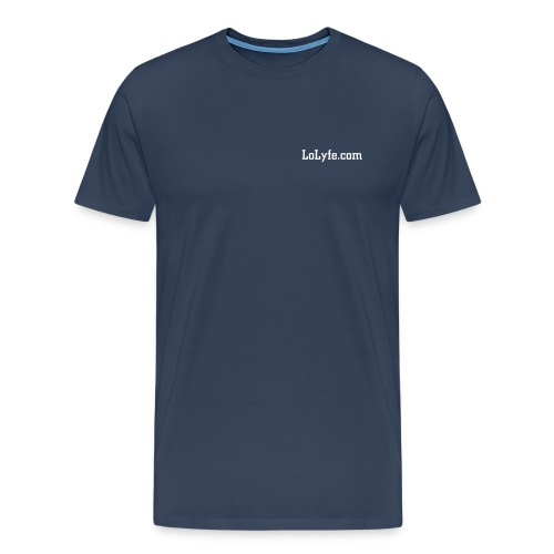 LoLyfe XXXL Basic Tee - Men's Premium T-Shirt