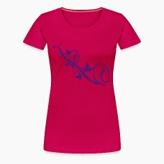 Pink plant - flower T-Shirts