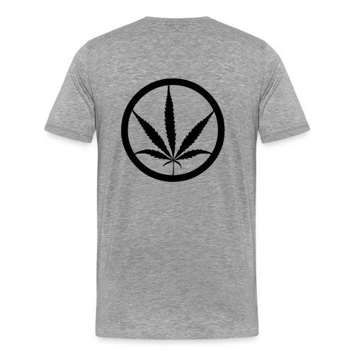 legalize - T-shirt Premium Homme