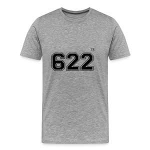 622-college - Men's Premium T-Shirt