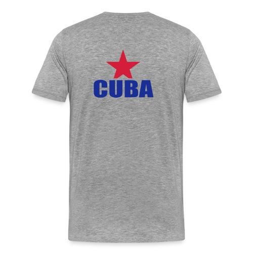 Cu-1 - T-shirt Premium Homme