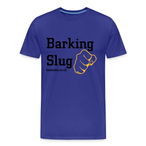 Barking Slug - Men's Premium T-Shirt