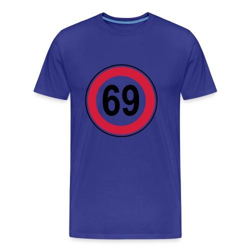 69 - Men's Premium T-Shirt
