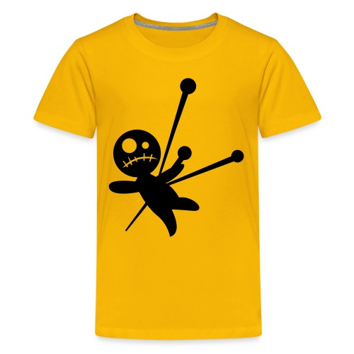 Voodoo - Divers coloris - T-shirt Premium Ado