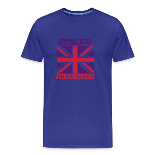 Never Mind - Men's Premium T-Shirt