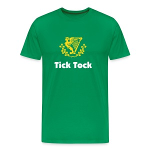 Tick Tock - Men's Premium T-Shirt
