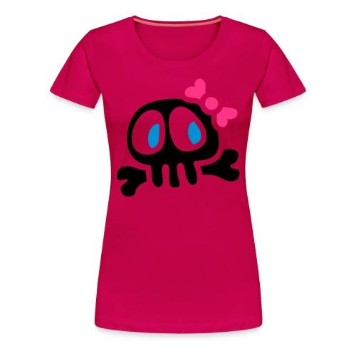 Premium-T-shirt dam - Snygg enkel t-shirt