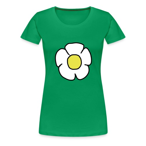 Pâquerette - T-shirt Premium Femme