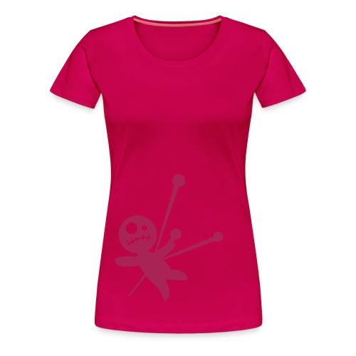 PiNk Dolly Tee - Women's Premium T-Shirt
