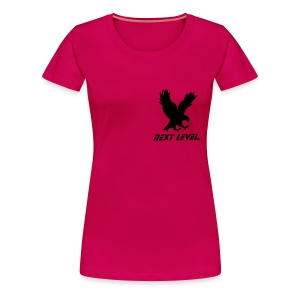Next level. T-shirt. - Women's Premium T-Shirt