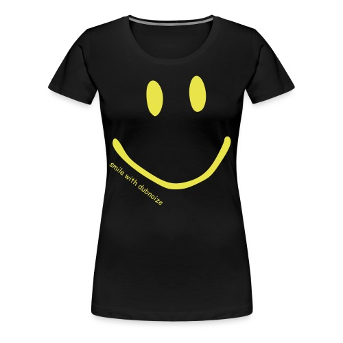 SMILE! - Frauen Premium T-Shirt