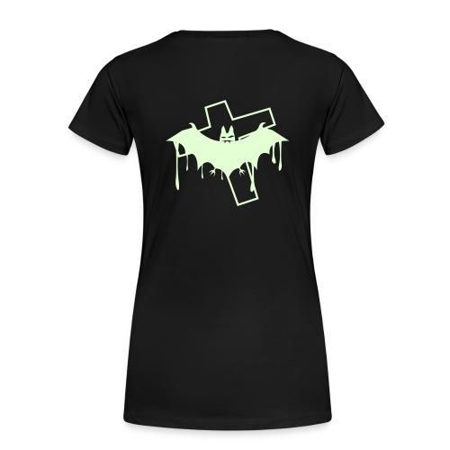 Porphyria - Creature Of The Night (girlshirt) - Frauen Premium T-Shirt