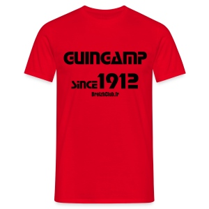 Tee Shirt Guingamp since 1912 - T-shirt Homme