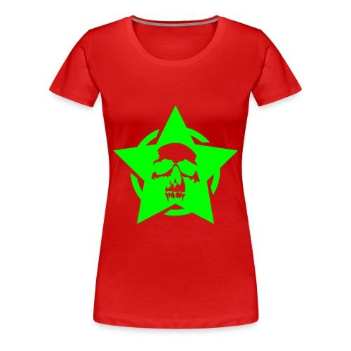 mort - T-shirt Premium Femme