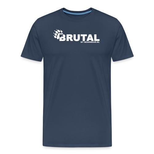 Brutal (Big Size) - Men's Premium T-Shirt