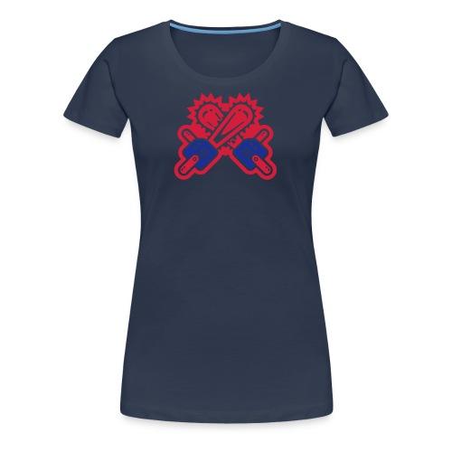 ogniwo4 - Koszulka damska Premium