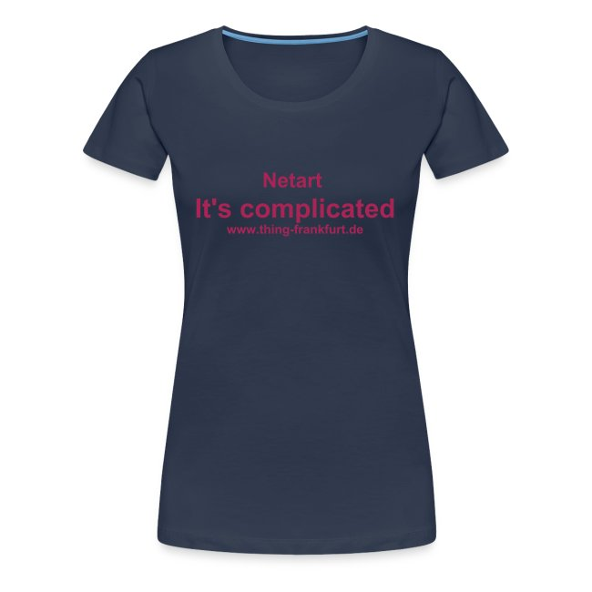 It's Complicated T-Shirt for Girls 2