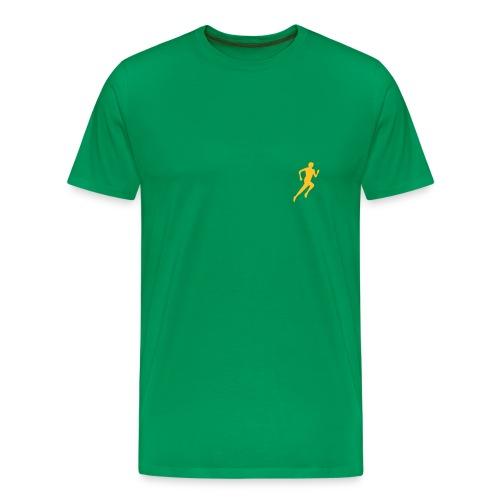 Sprinters Tee 1 - Men's Premium T-Shirt