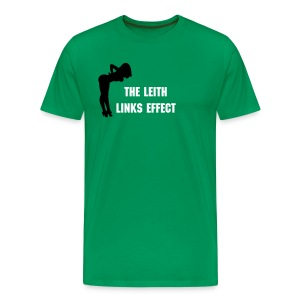 The Leith Links Effect - Men's Premium T-Shirt