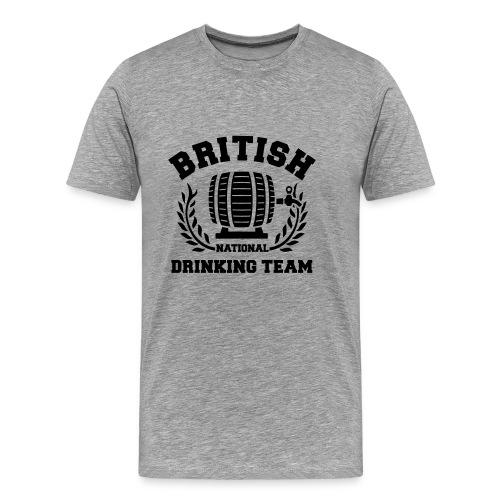 BEERO -BIER - Men's Premium T-Shirt