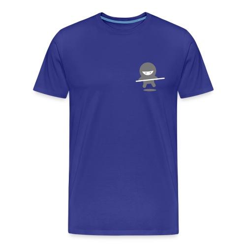 Tout en simplicité ... - T-shirt Premium Homme