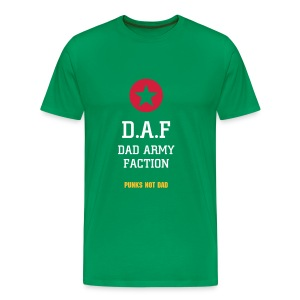 Dad Army Faction! - Men's Premium T-Shirt