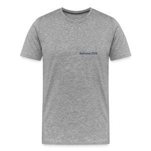 Balmoral 2009 (Nothing on rear) - Men's Premium T-Shirt