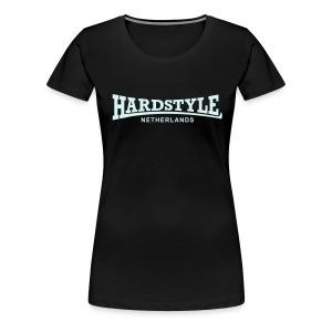 Hardstyle Netherlands - Reflex - Women's Premium T-Shirt
