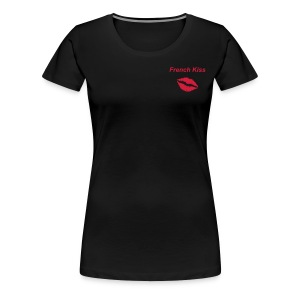 Collection French Kiss - T-shirt Premium Femme