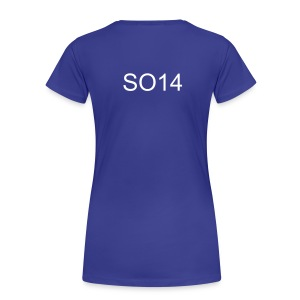 Ladies Balmoral Holiday 2009 (SO14 on rear) - Women's Premium T-Shirt