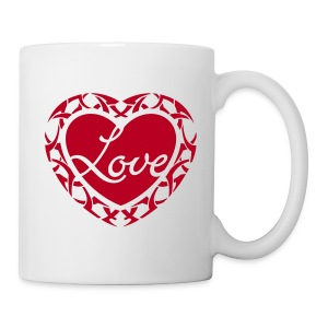 MuG HoT LoVe - Tasse
