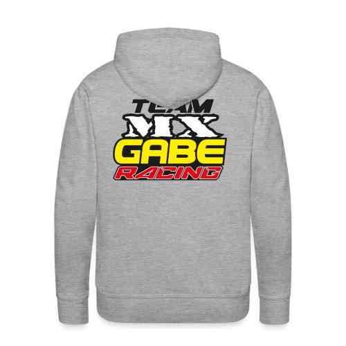 Sweat capuche homme MXGR - Sweat-shirt à capuche Premium pour hommes