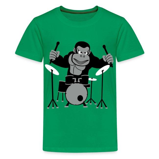 Drumming Gorilla (Various Colours)