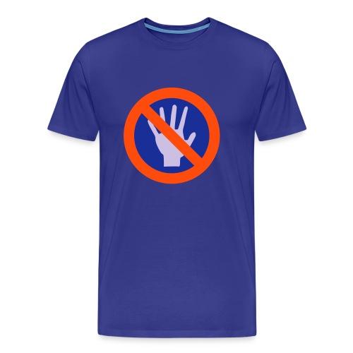 koszulka meska z nadrukiem - Koszulka męska Premium