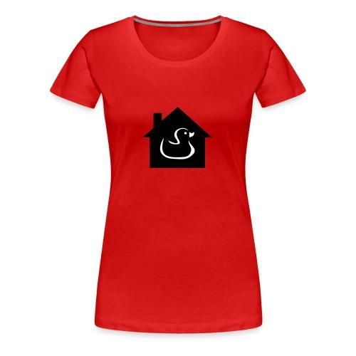 FTD Duck House - Women's Premium T-Shirt