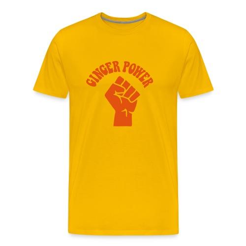 Ginger Power - Men's Premium T-Shirt