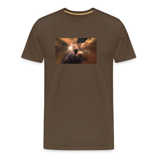 Drowi wh - Men's Premium T-Shirt