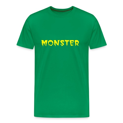 MONSTER TEESE - Men's Premium T-Shirt