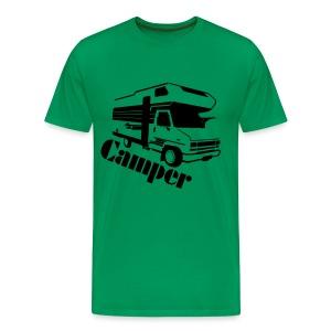 Camper Moblie home - Men's Premium T-Shirt